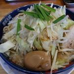 太一商店 - 2017/9/29 ラーメン 煮卵