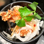 24/7 cafe apartment umeda - 「鹿児「若鶏ムネ肉のスパイシーから揚げ」