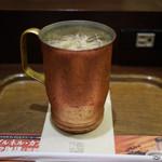 上島珈琲店 - アイス黒糖ミルク~☆