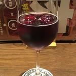 肉屋の肉バル TAJIMAYA - キティ(赤ワイン+ジンジャーエール)