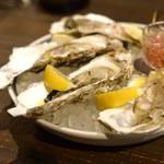 ダイニング SILVA - 北海道産生牡蠣
