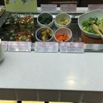 ジ・アトリウム - 料理写真:サラダバー