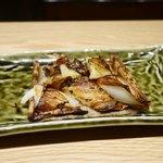 77238539 - 2017/11/29  下仁田ネギのオーブン焼き  680円