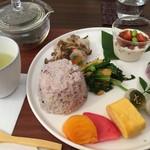 緑茶カフェ 茶ぁぼう - 料理写真:
