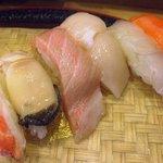 冨久寿司 - 料理写真:特上2400円