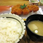 tonkatsuke-waike- - 沖縄産琉香豚ロースカツ膳