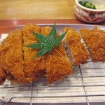 tonkatsuke-waike- - 沖縄産琉香豚ロースカツ