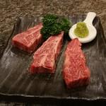 仙台牛焼肉 バリバリ - 黒毛和牛リブロース