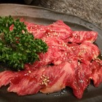 仙台牛焼肉 バリバリ - 黒毛和牛カルビ