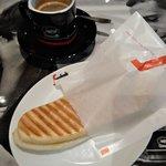 セガフレード・ザネッティ - 美味しかった時のパニーノ