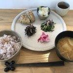 ソボク - 料理写真:菜食ご飯