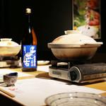 産直牡蠣しゃぶと炭焼き酒場 炭りっち -