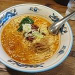 松波ラーメン店 - 坦々麺 840円