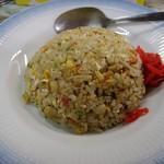 金龍食堂 - ミニ焼き飯