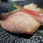 近畿大学水産研究所 - ブリ焼物