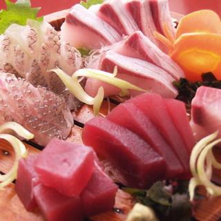 『新鮮食材』素材を活かした料理