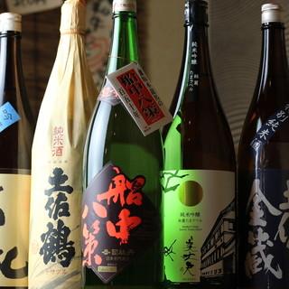 高知の厳選日本酒×土佐料理!旨さの頂きへとアナタをご招待♪