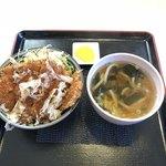 たば田 - たれカツ丼