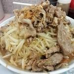 77253028 - みそ肉タンメン¥900+大盛¥100 野菜多め