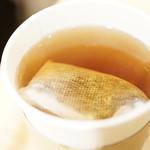 ベシャメルカフェ - 紅茶はティパック