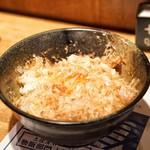 土佐清水ワールド - ☆究極卵かけごはん 480円