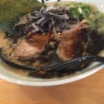 博多拉麺 KAZU - 黒