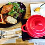 プランタン ブラン - やわらか肉のビーフシチュー