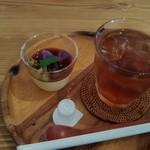 サウンスンダ Hiroko - ジャワティアイスとデザート
