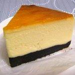 デザートサーカス - ダブルチョコレートチーズケーキ \504