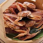 かに福 - 料理写真:オホーツク産ずわいがに
