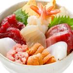 すしまる - 海鮮丼