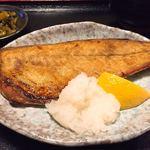 Sakesakanaomata - 鯖の塩焼き