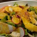 グラッツェ ミーレ - サラダパスタランチ サラダ
