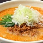 ラーメン 伍縁 - 料理写真:タンタン麺