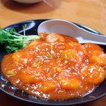 中華酒膳 鈴鈴 - 料理写真:えびチリソース