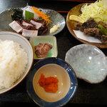 白鯨亭 - B定食