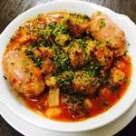 ビーボデイリースタンド - カスレ(豚肉と仔羊・白インゲン豆の煮込み)