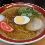 亀次郎 - 料理写真:ラーメン。