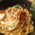 TOKYO 鶏そば TOMO - 鶏油の油そば