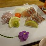 こめどこ食堂 - 太刀魚&サワラ