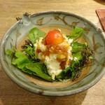 こめどこ食堂 - ポテトサラダ