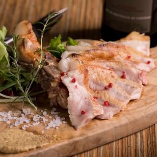 ◎バル&Bistroならではのお肉料理