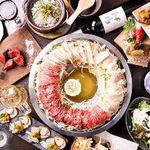 肉と日本酒 ゴッツジェイズ - kiwamiコース