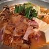 大山地鶏のウマ辛味噌チゲ鍋