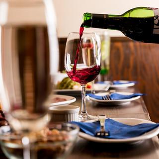 各種パーティー料理ご用意あります。カップルからご宴会まで!