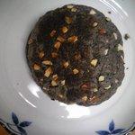 ハーベスト - 黒ゴマメロンパン