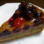 ベルエキップ - 料理写真:タルト・スリーズ(サクランボのタルト)