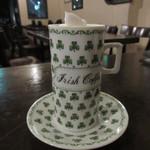 ケルティック - アイリッシュコーヒー 1200円