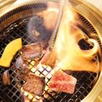 焼肉六甲 - 料理写真: