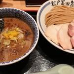 77283526 - 濃厚特製つけ麺 1100円